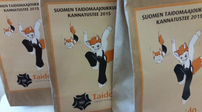 """Kiriringin Ville Simola: """"Taido tuli tutuksi vasta Suomen Taidon Kiririnki-kampanjan kautta"""""""