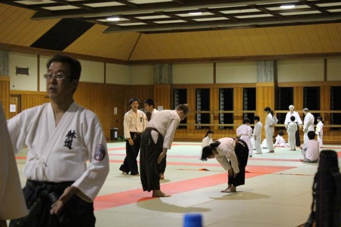 Yliopiston Taido Japanissa 2015 Osa 5: Vierailu Yokohamaan
