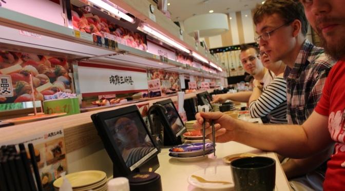 Yliopiston Taido Japanissa 2015 Osa 7: Tunnelmia reissun jälkeen
