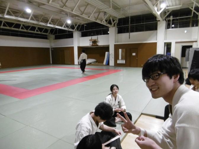 Opiskelijataidoa Pohjois-Japanissa, osa 1