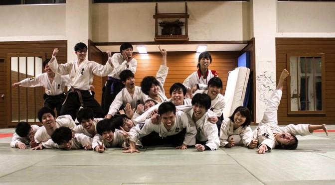 Opiskelijataidoa Pohjois-Japanissa, osa 2
