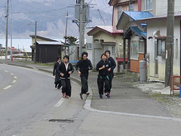 Opiskelijataidoa Pohjois-Japanissa, osa 3